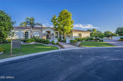 Photo of 3555 E JASMINE Circle, Mesa, AZ 85213 (MLS # 6311037)