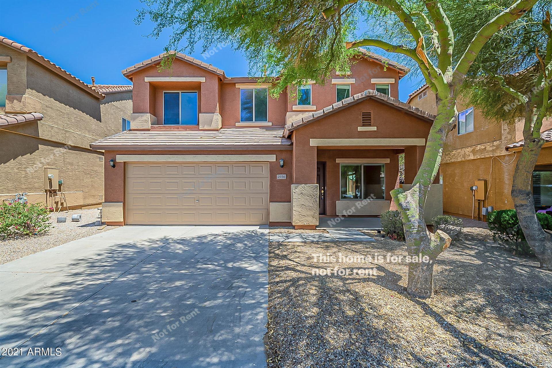 2936 W GOLD DUST Avenue, Queen Creek, AZ 85142 - MLS#: 6254037
