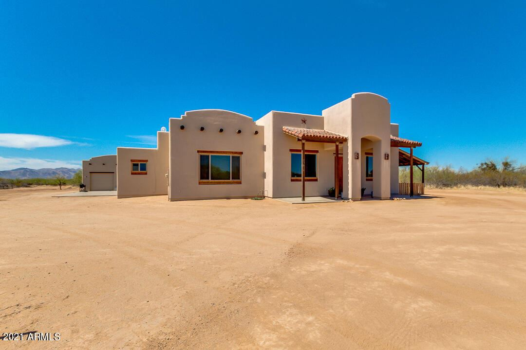 Photo of 27616 N 254TH Avenue, Wittmann, AZ 85361 (MLS # 6245038)