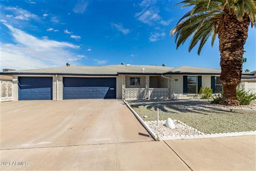 Photo of 10527 W BELLAROSE Drive, Sun City, AZ 85351 (MLS # 6299039)