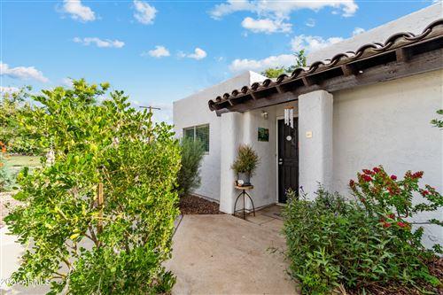 Photo of 2401 N 70TH Street #F, Scottsdale, AZ 85257 (MLS # 6308039)