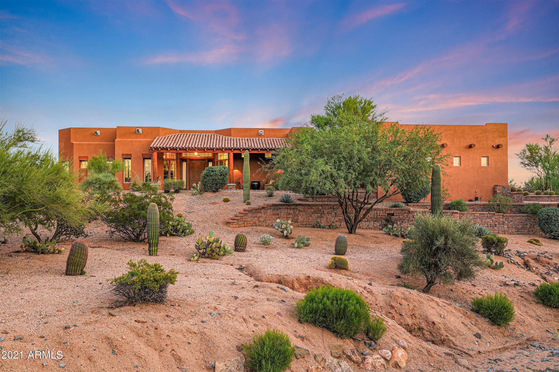 Photo of 36637 N WILDFLOWER Road, Carefree, AZ 85377 (MLS # 6292039)