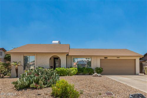 Photo of 6419 W MOUNTAIN VIEW Road, Glendale, AZ 85302 (MLS # 6270040)