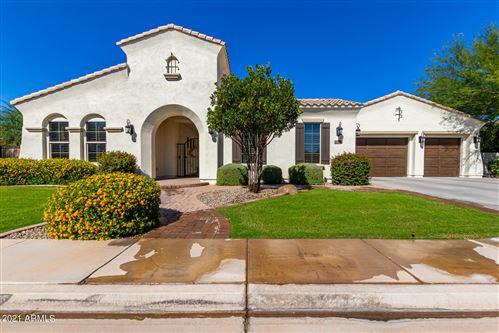 Photo of 3420 E LYNX Place, Chandler, AZ 85249 (MLS # 6308040)