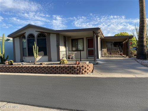 Photo of 5735 E MCDOWELL Road E #151, Mesa, AZ 85215 (MLS # 6233041)