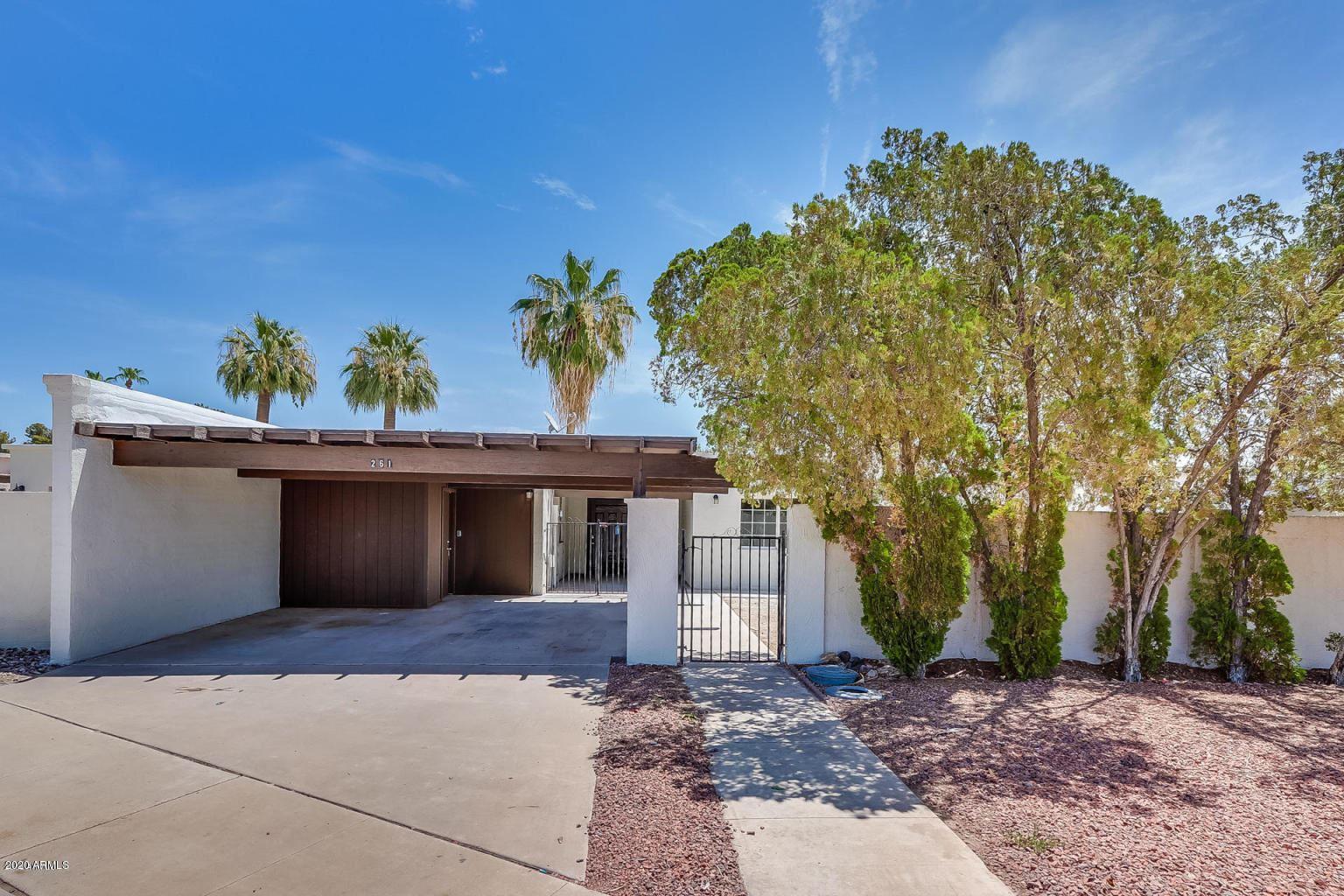 261 S OLD LITCHFIELD Road, Litchfield Park, AZ 85340 - MLS#: 6113041