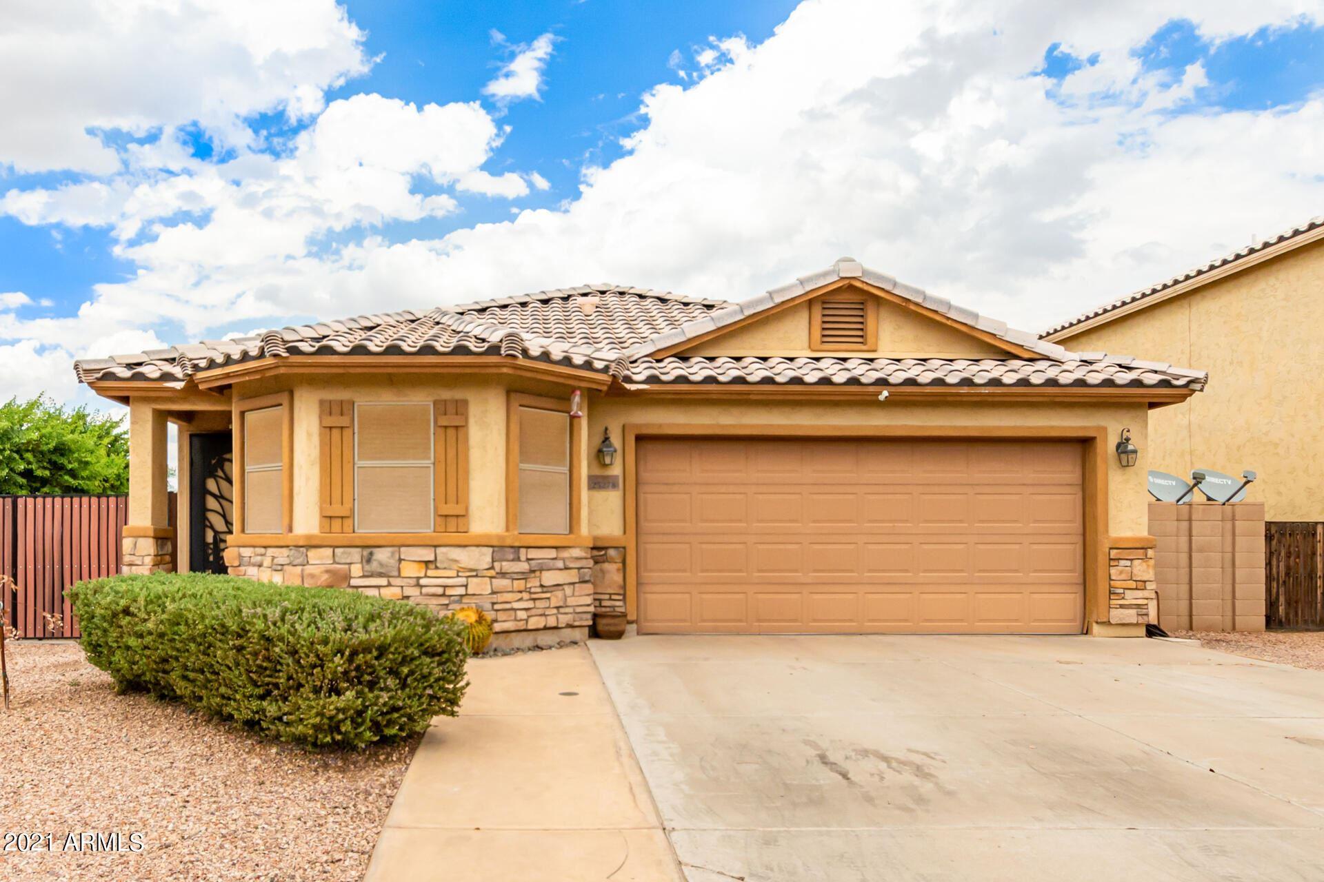 Photo of 25278 W CLANTON Avenue, Buckeye, AZ 85326 (MLS # 6296041)