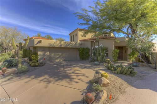 Photo of 7500 E BOULDERS Parkway #1, Scottsdale, AZ 85266 (MLS # 6180043)