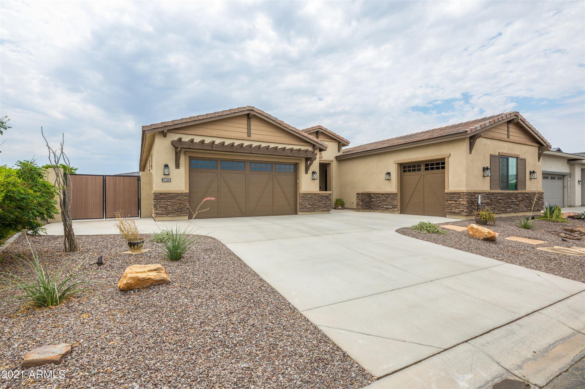 Photo of 3893 E ALAMEDA Lane, Gilbert, AZ 85298 (MLS # 6269043)