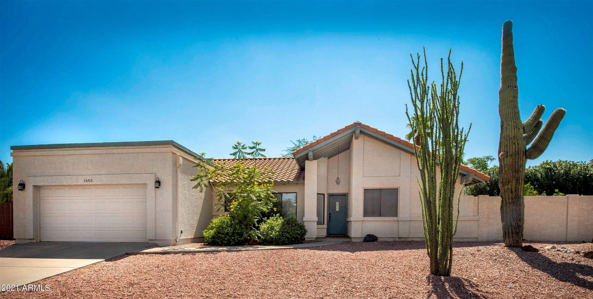 Photo of 15713 E KIM Drive, Fountain Hills, AZ 85268 (MLS # 6271043)