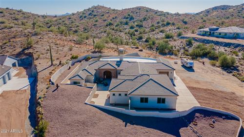 Photo of 3833 W Jomar Trail, Queen Creek, AZ 85142 (MLS # 6309045)
