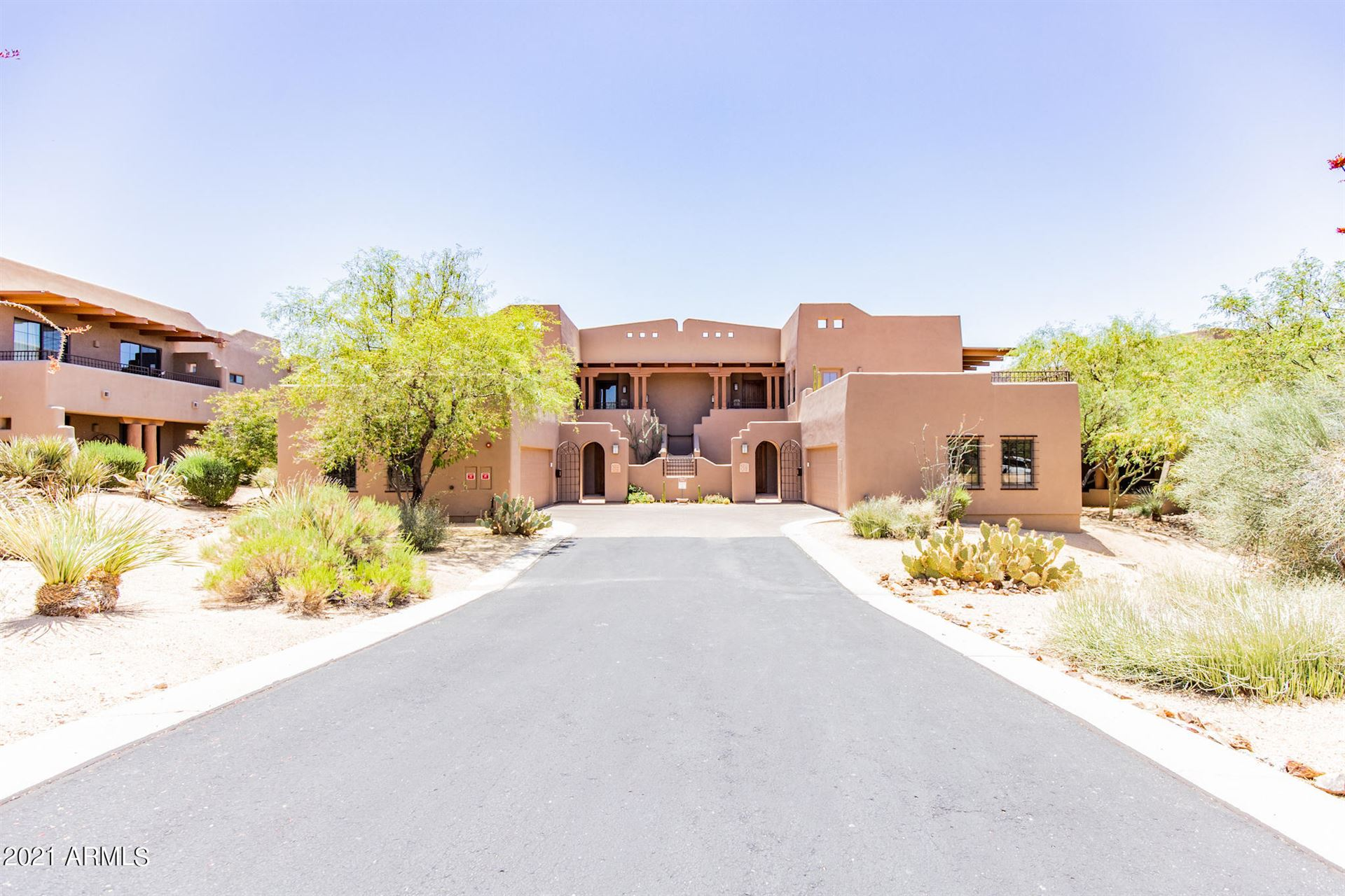 Photo of 36601 N Mule Train Road #21B1, Carefree, AZ 85377 (MLS # 6280045)