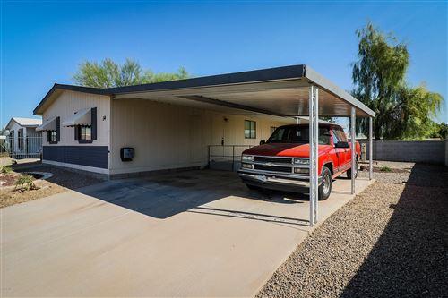 Photo of 8601 N 103RD Avenue #54, Peoria, AZ 85345 (MLS # 6150046)