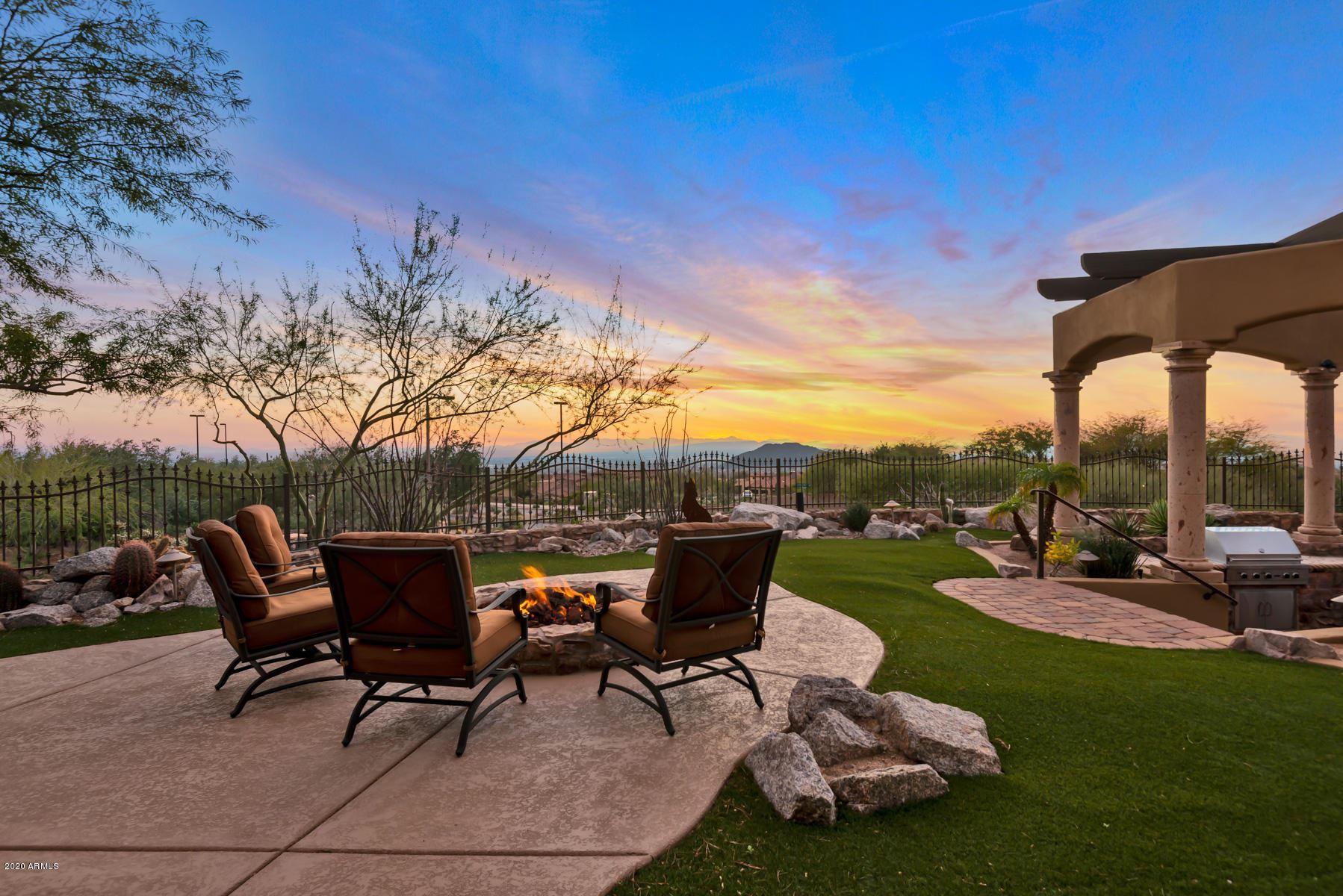 Photo of 8414 E TETON Circle, Mesa, AZ 85207 (MLS # 6201046)