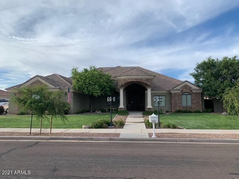Photo of 19784 E JULIUS Road, Queen Creek, AZ 85142 (MLS # 6249046)
