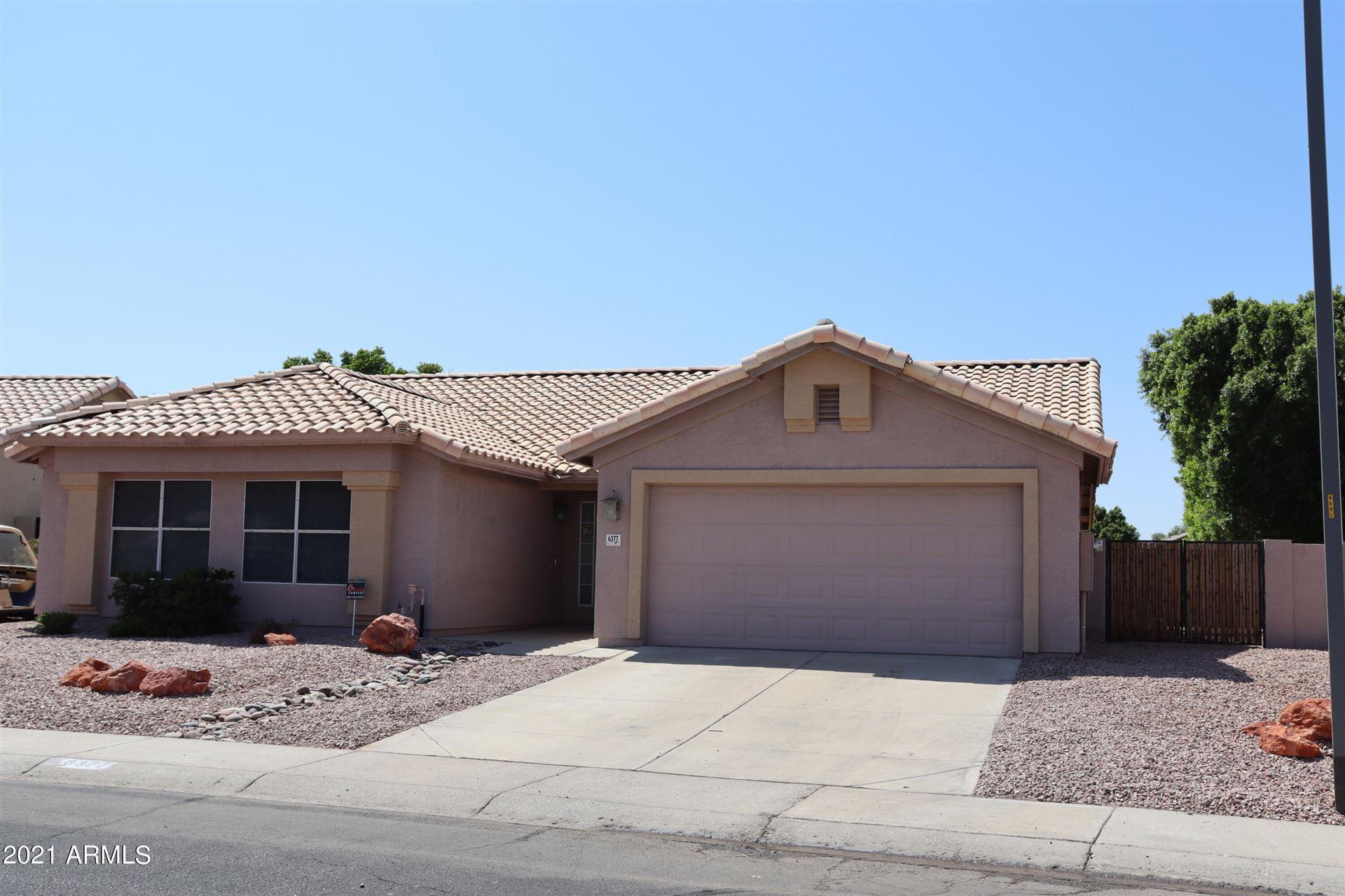 6377 W IRMA Lane, Glendale, AZ 85308 - MLS#: 6294046