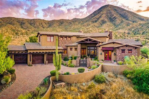 Photo of 16410 N BORREGO Trail, Fountain Hills, AZ 85268 (MLS # 5972047)