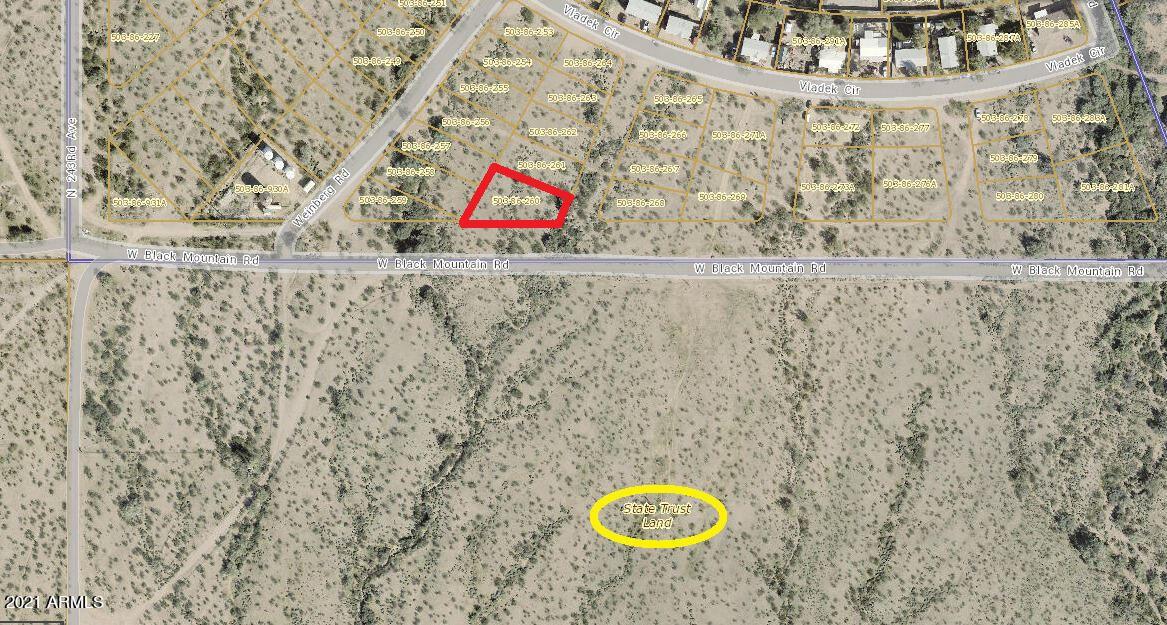 Photo of 470 GELIEBTER Drive, Morristown, AZ 85342 (MLS # 6271047)