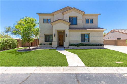 Photo of 11451 E ELLIS Street, Mesa, AZ 85207 (MLS # 6011048)