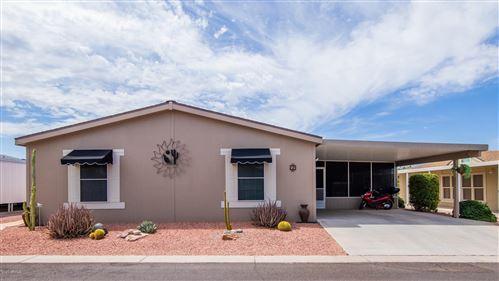 Photo of 2208 W BASELINE Avenue #69, Apache Junction, AZ 85120 (MLS # 6105048)