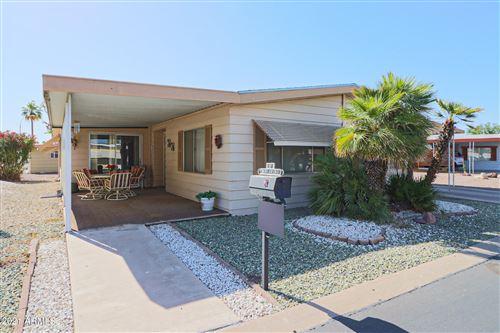 Photo of 8350 E McKellips Road #69, Scottsdale, AZ 85257 (MLS # 6225048)