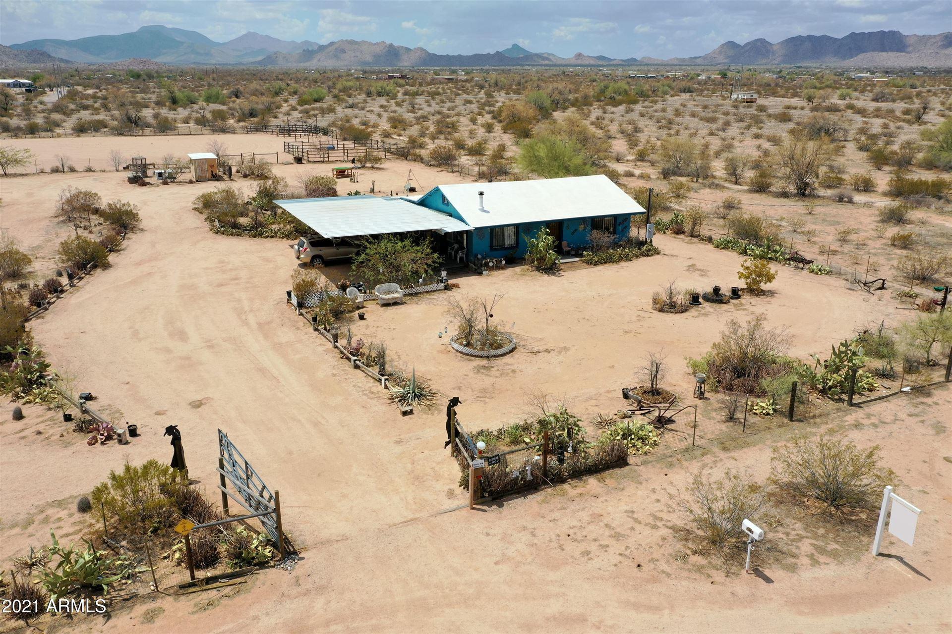 Photo for 50745 W VENTADA Road, Maricopa, AZ 85139 (MLS # 6256048)