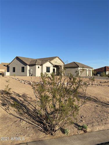 Photo of 8540 E MCDOWELL Road #35, Mesa, AZ 85207 (MLS # 6200049)