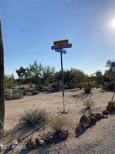 Photo of 310xx N Sunrise Ranch Road, Cave Creek, AZ 85331 (MLS # 6298050)