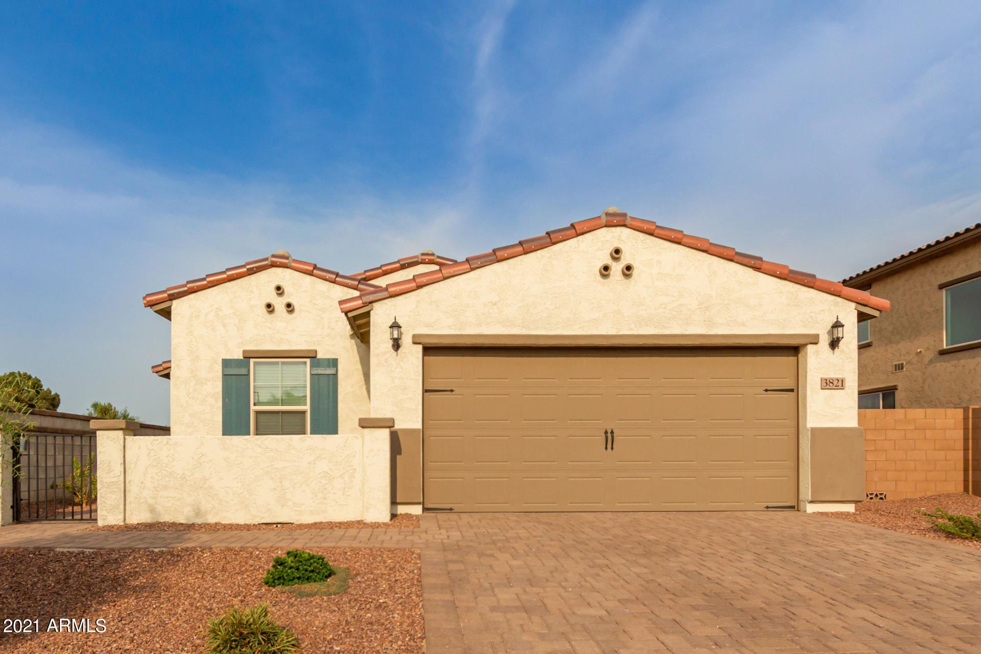 Photo of 3821 S 181ST Lane, Goodyear, AZ 85338 (MLS # 6269050)