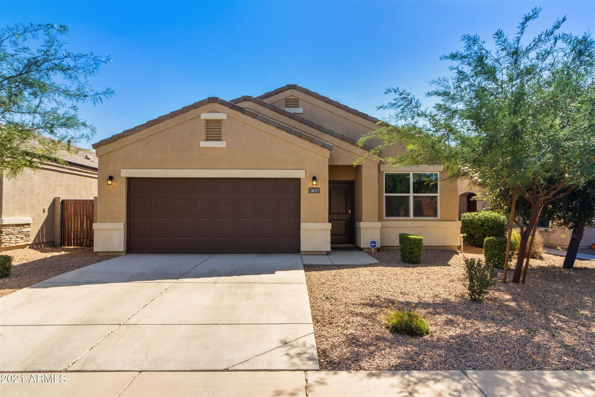 Photo of 36521 W BARCELONA Lane, Maricopa, AZ 85138 (MLS # 6307050)