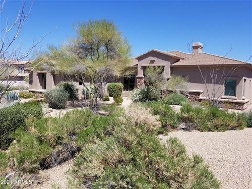 Photo of 9831 E GRANITE PEAK Trail, Scottsdale, AZ 85262 (MLS # 6230051)