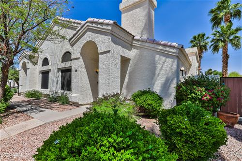 Photo of 2100 W LEMON TREE Place #39, Chandler, AZ 85224 (MLS # 6225052)