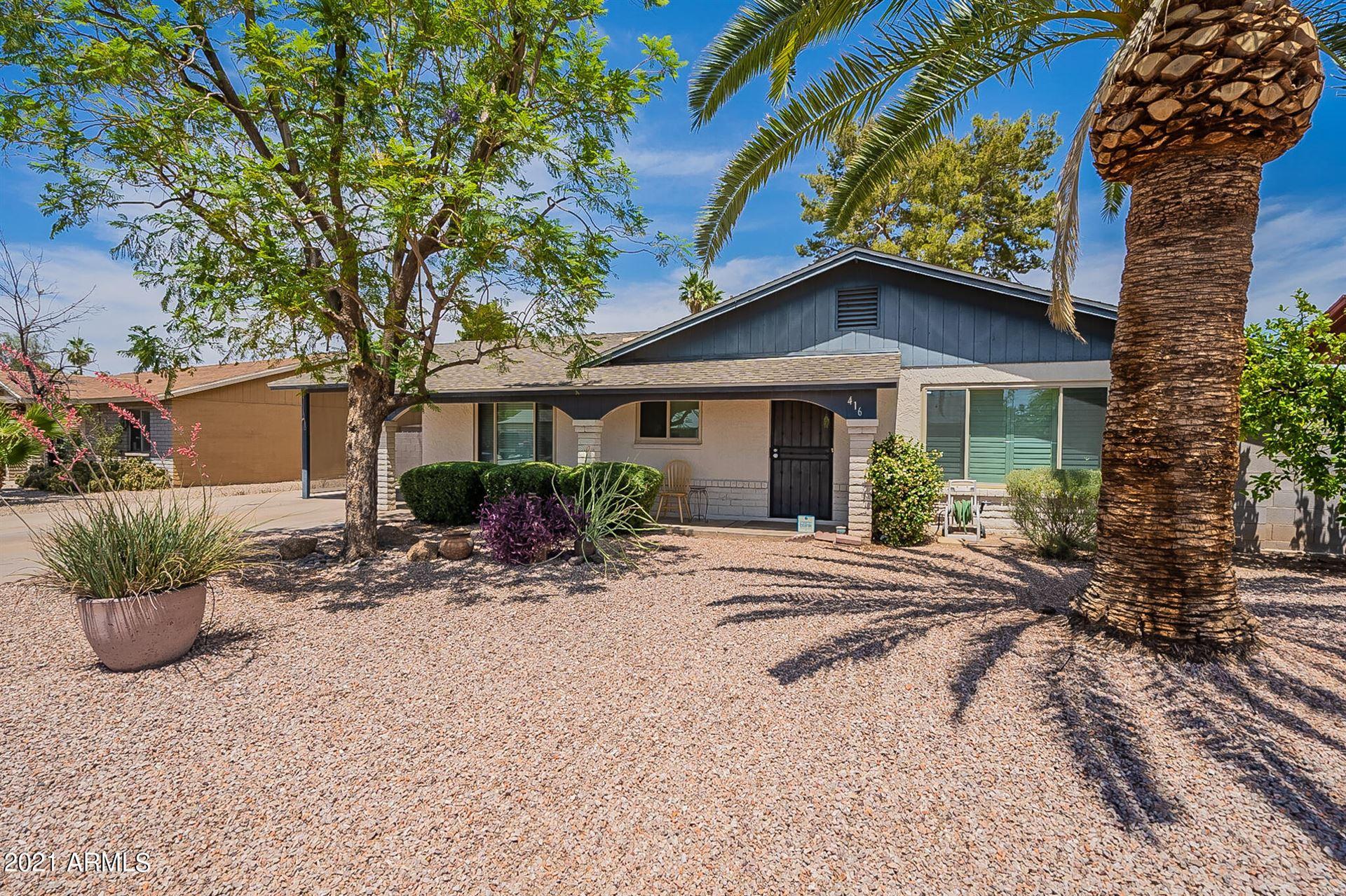 Photo of 416 E LA DONNA Drive, Tempe, AZ 85283 (MLS # 6234052)