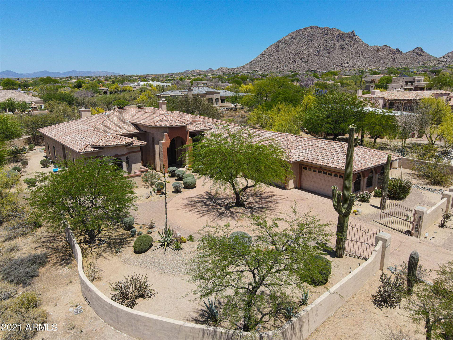 Photo of 9160 E BUCKSKIN Trail, Scottsdale, AZ 85255 (MLS # 6235052)