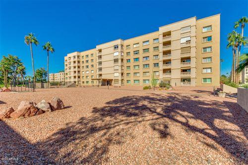 Photo of 7820 E CAMELBACK Road #107, Scottsdale, AZ 85251 (MLS # 6165053)