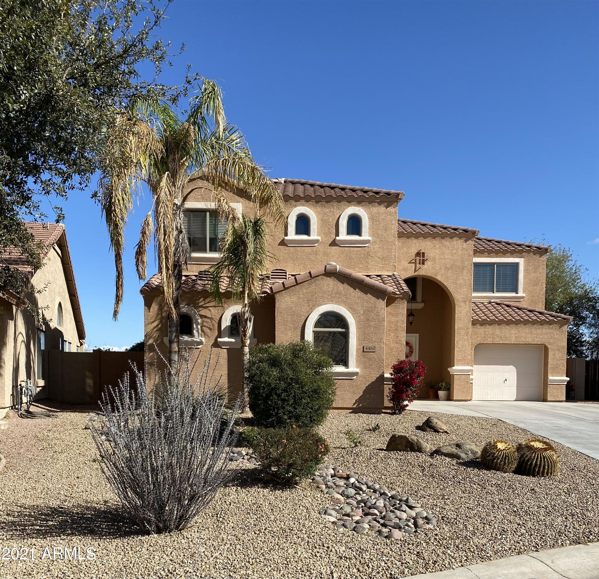 Photo of 4460 E Rose Quartz Lane, San Tan Valley, AZ 85143 (MLS # 6202053)
