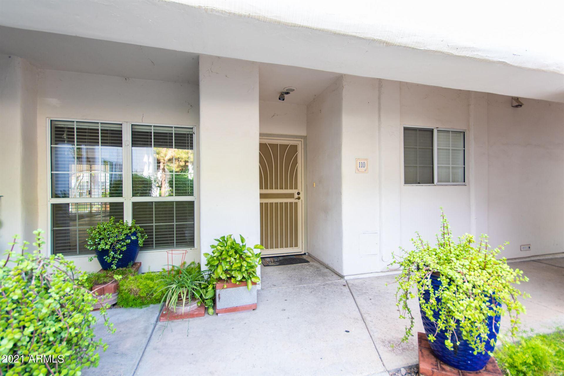 Photo of 5200 S LAKESHORE Drive #110, Tempe, AZ 85283 (MLS # 6295053)