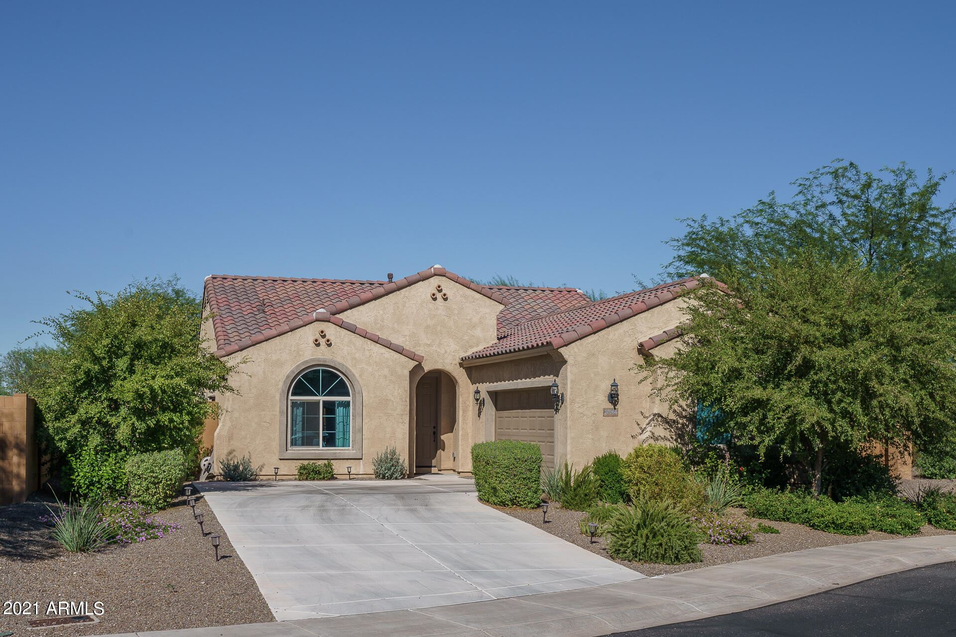 Photo of 20264 N 260TH Drive, Buckeye, AZ 85396 (MLS # 6306053)