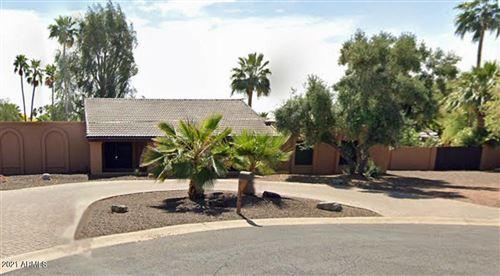 Photo of 6441 E MESCAL Street, Scottsdale, AZ 85254 (MLS # 6199054)