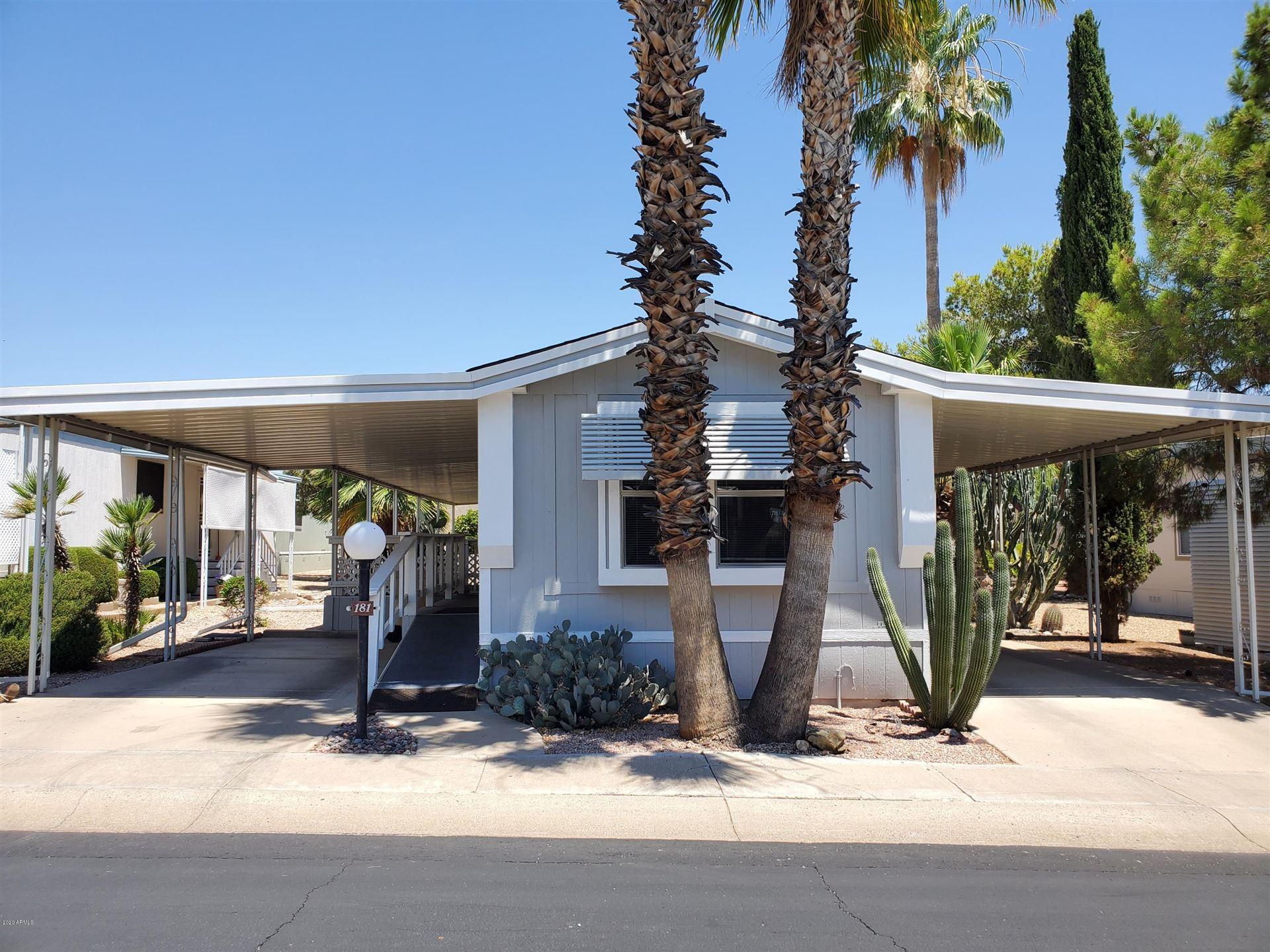 2233 E BEHREND Drive #181, Phoenix, AZ 85024 - MLS#: 6087054