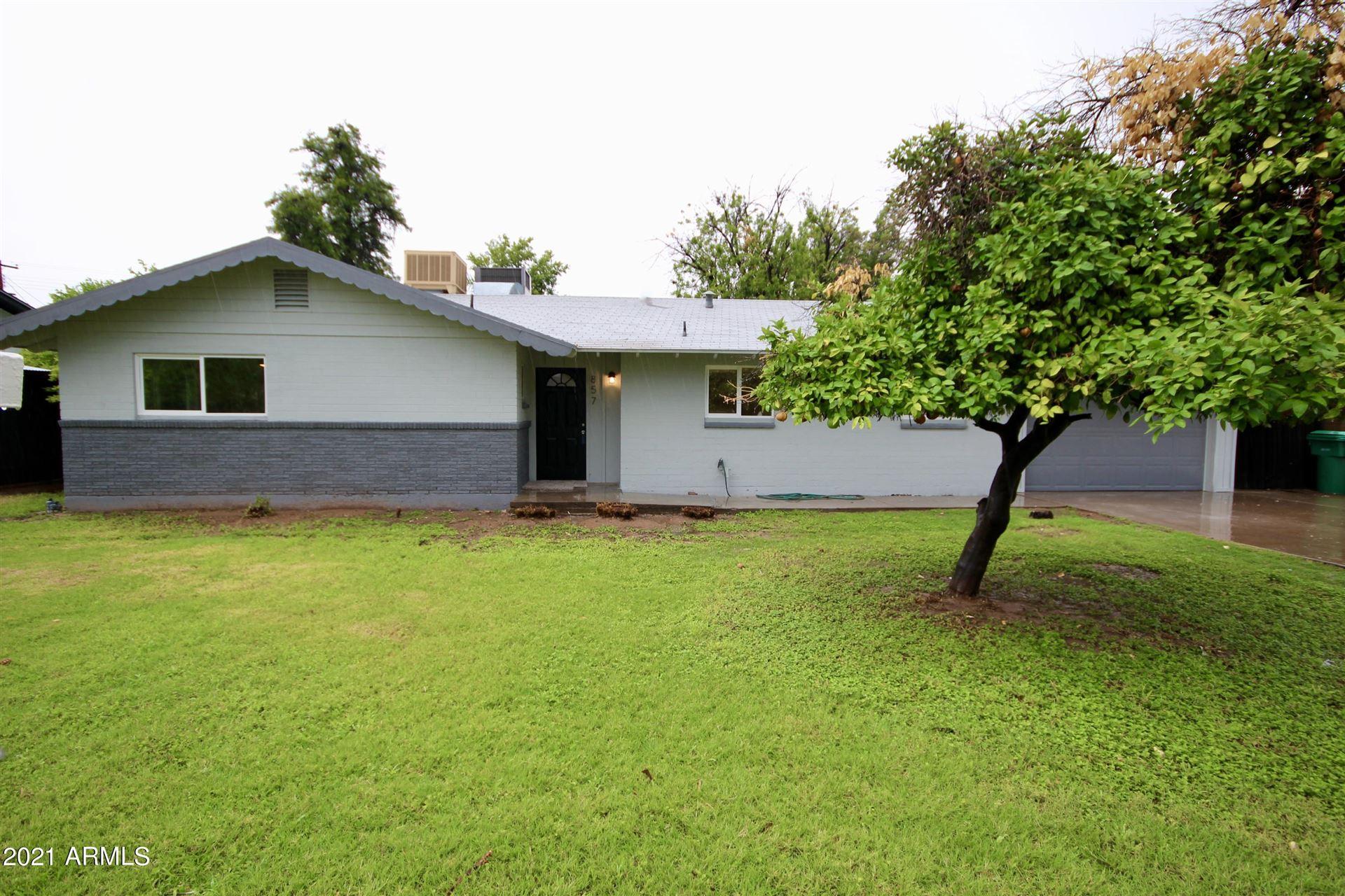 Photo of 857 E 8TH Place, Mesa, AZ 85203 (MLS # 6269054)