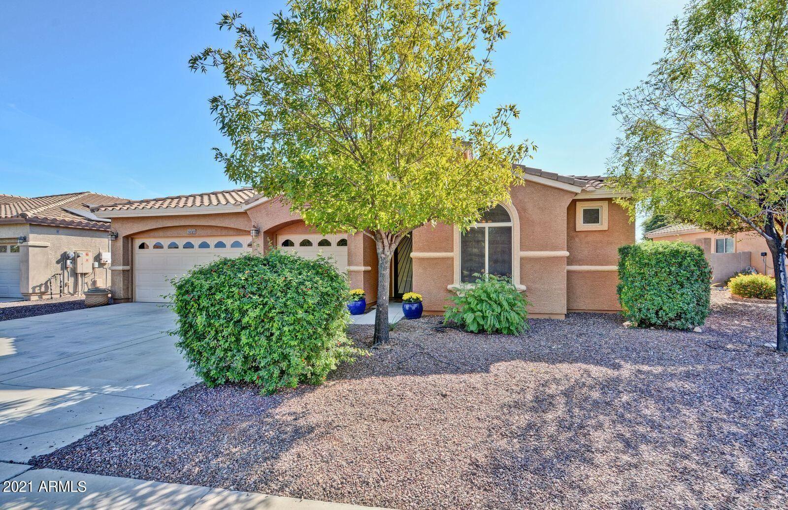Photo of 5117 N 193RD Drive, Litchfield Park, AZ 85340 (MLS # 6311054)