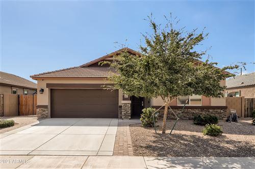 Photo of 13527 W DESERT MOON Way, Peoria, AZ 85383 (MLS # 6310055)