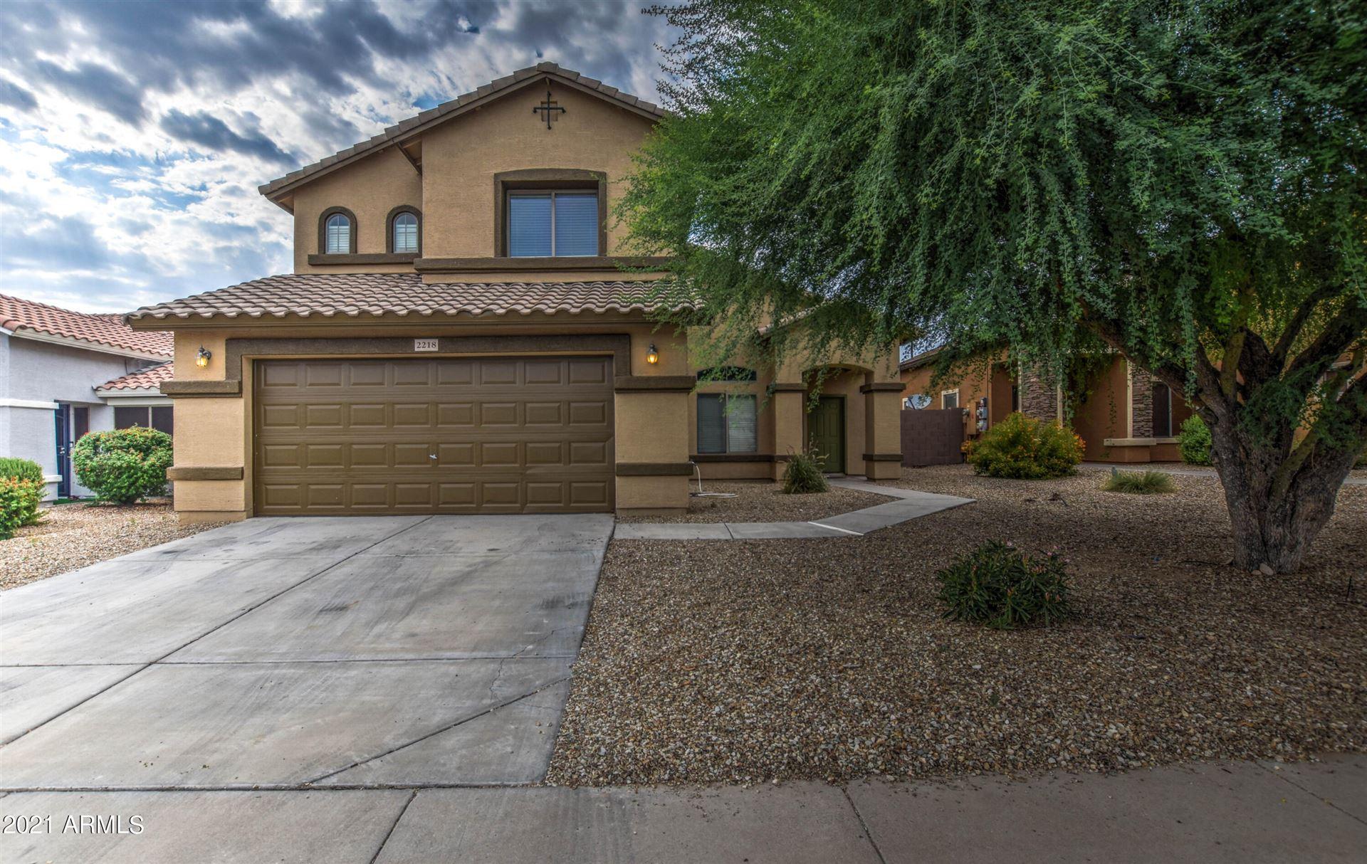 Photo of 2218 S 258TH Avenue, Buckeye, AZ 85326 (MLS # 6293055)