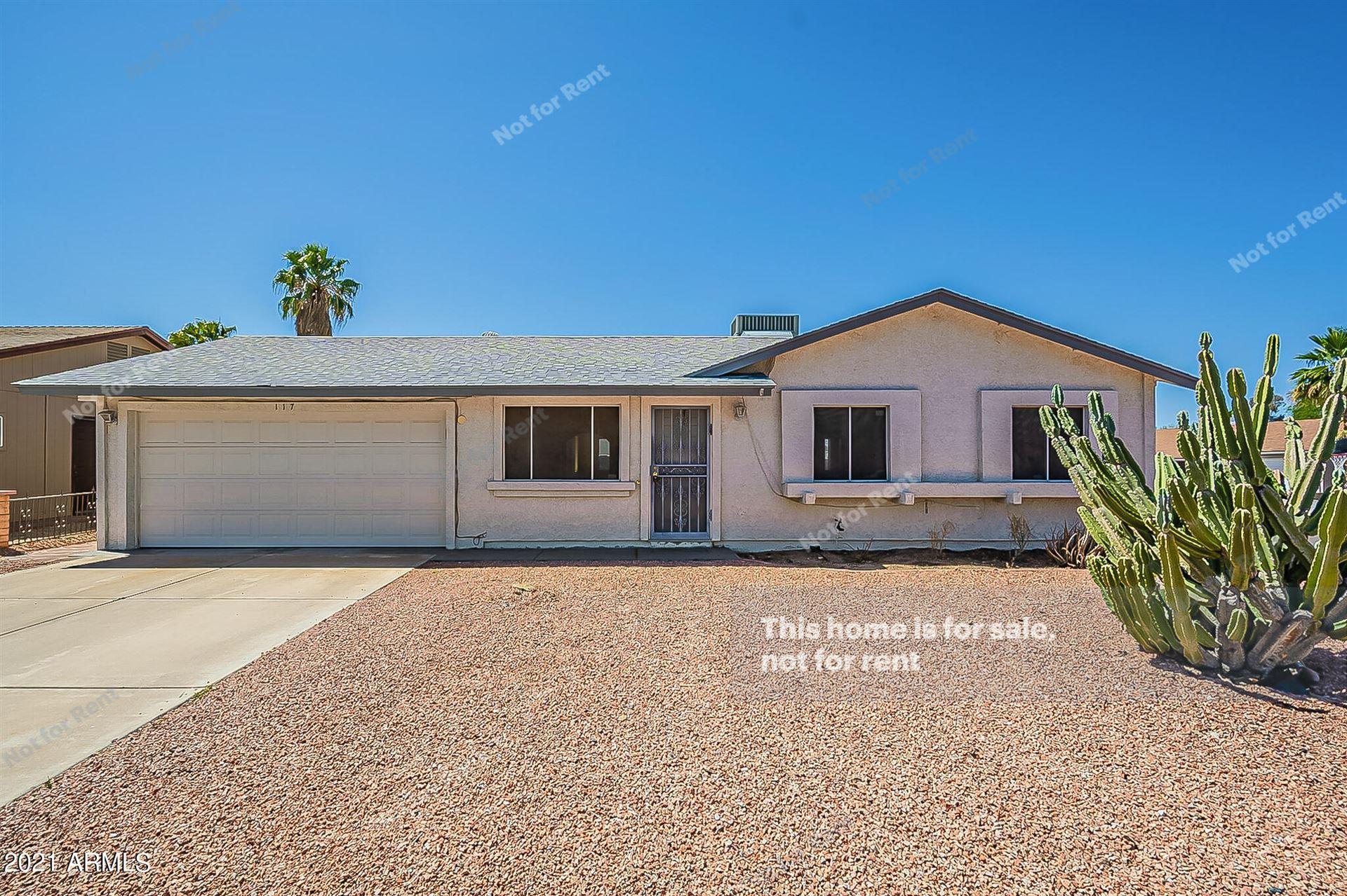 117 W KERRY Lane, Phoenix, AZ 85027 - MLS#: 6237056
