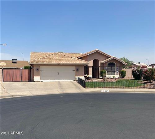 Photo of 937 S 53RD Circle, Mesa, AZ 85206 (MLS # 6225057)