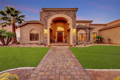 Photo of 5648 W ARROWHEAD LAKES Drive, Glendale, AZ 85308 (MLS # 6265058)