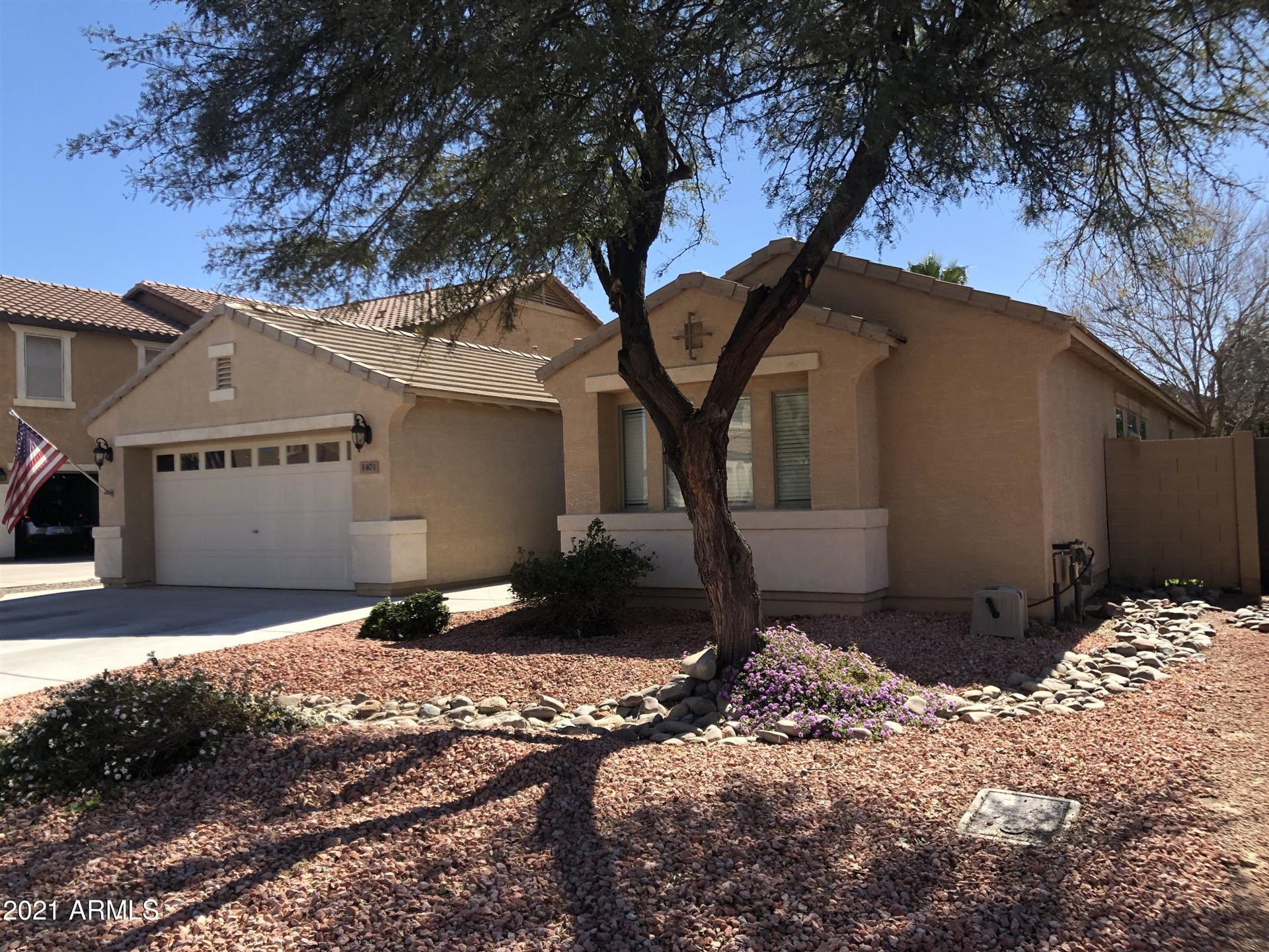 Photo of 1401 E DEBBIE Drive, San Tan Valley, AZ 85140 (MLS # 6199058)