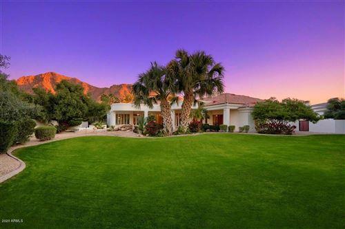 Photo of 4418 N CAMINO ALLENADA --, Phoenix, AZ 85018 (MLS # 6154059)