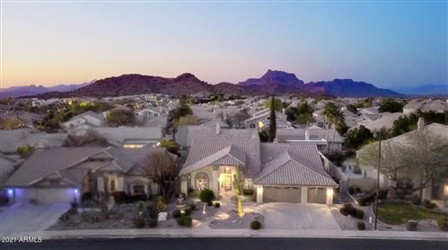 Photo of 4122 N LOMOND Street, Mesa, AZ 85215 (MLS # 6219059)